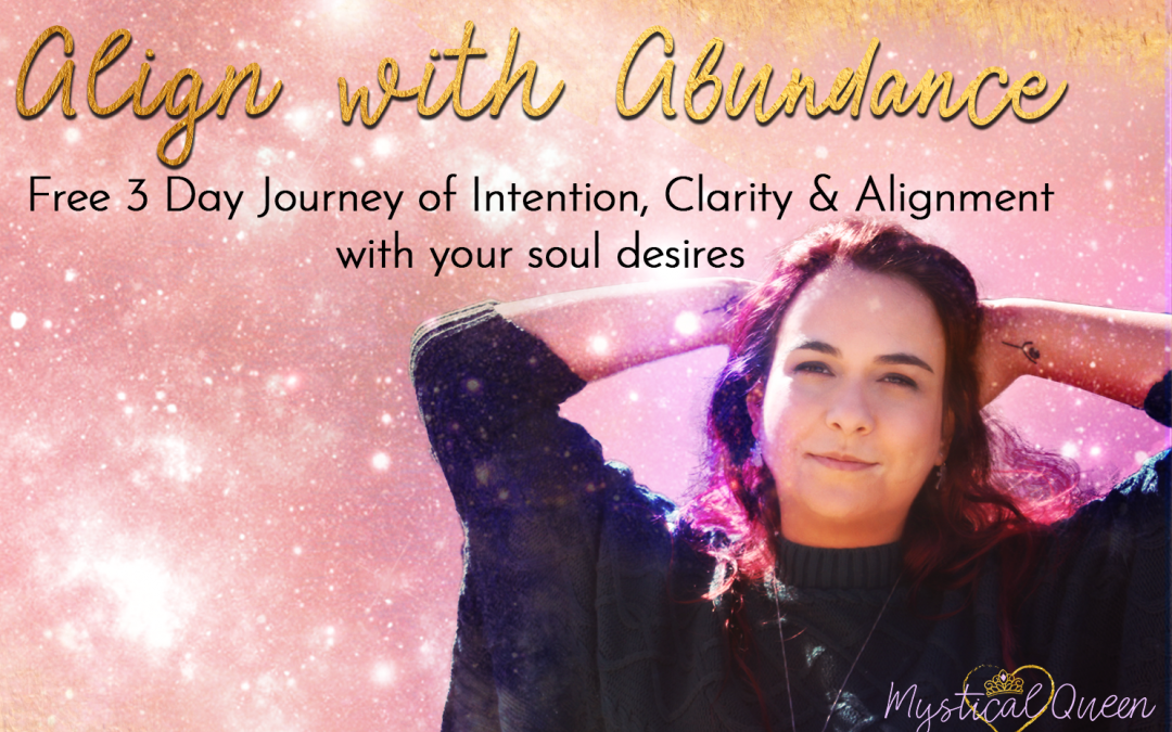 Align with Abundance