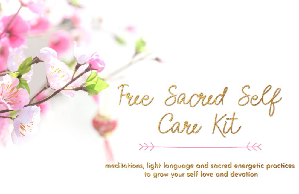 Sacred Self Care Kit